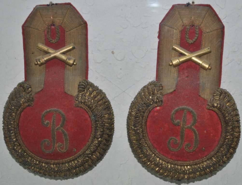 Элементы отличия в русской армейской
